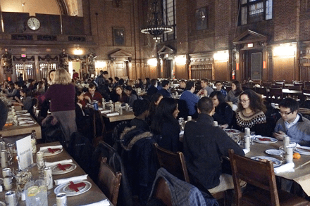 Chinese New Year Dinner at Yale
