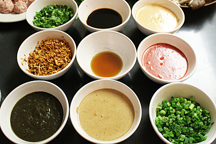oxtail-dipping-sauces