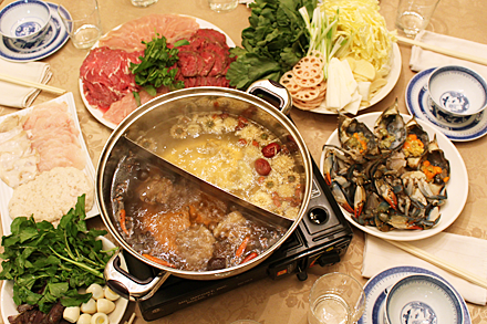 Spicy Oxtail Hot Pot Stock (牛尾火鍋底湯)