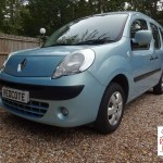 2009 Renault Kangoo Expression Micro Camper For Sale Redcote Leisure