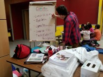 Red Cross is happy to be on the Campfire agenda in Akiak