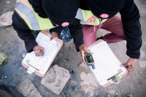 Fire Sensor installation Africa 2