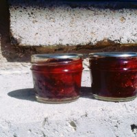 Blackstrap Strawberry Jam