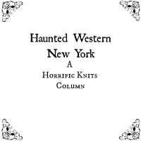 Haunted Western New York- The White Lady of Durand-Eastman Park (Rochester)