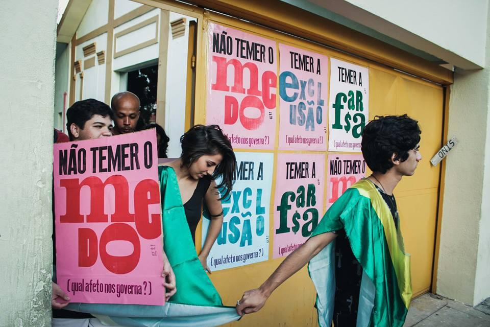 Colectivo : Gráfica Tática, Belo Horizonte, 2016