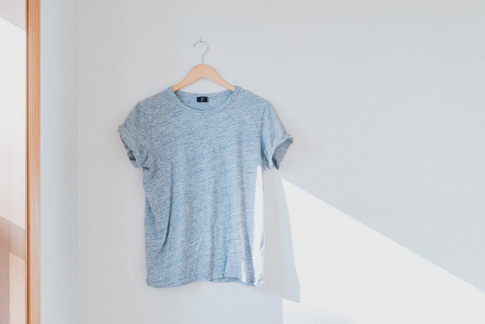 предметная съемка одежды