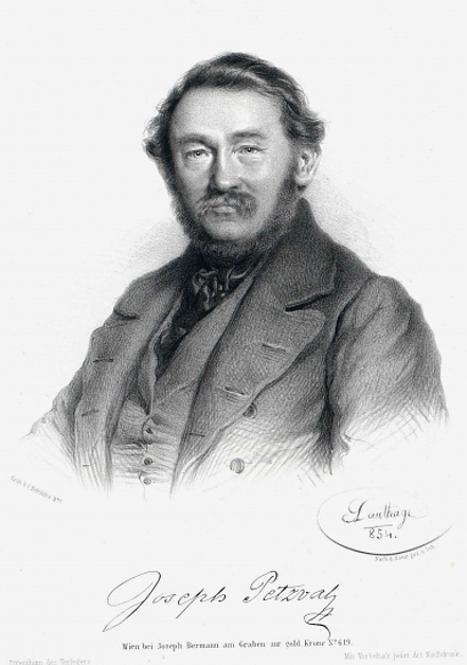 Йозеф Максимилиан Петцваль