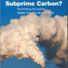 Subprime Carbon?: New Friends of the Earth report