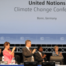Disagreement on REDD finance during the stalemate climate negotiations in Bonn