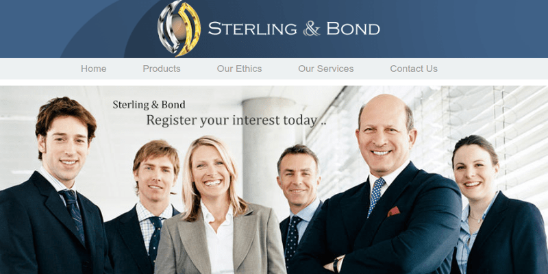 Sterling and Bond