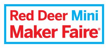 Red Deer Mini Maker Faire logo