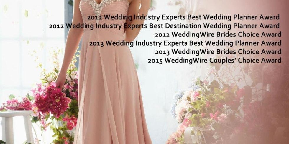 Wedding Planning Event Planning Awards