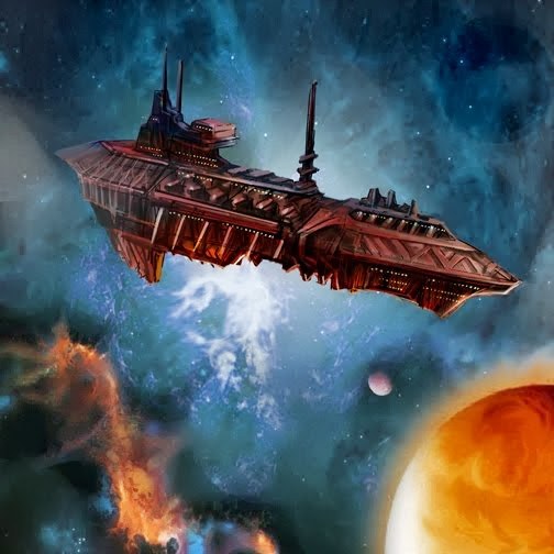 Rogue Trader Campaign Log – Session 2 : Aboard the Xenos Vessel