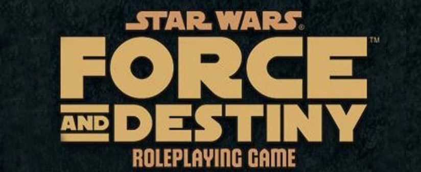 RPG Review: Force and Destiny RPG by Fantasy Flight Games