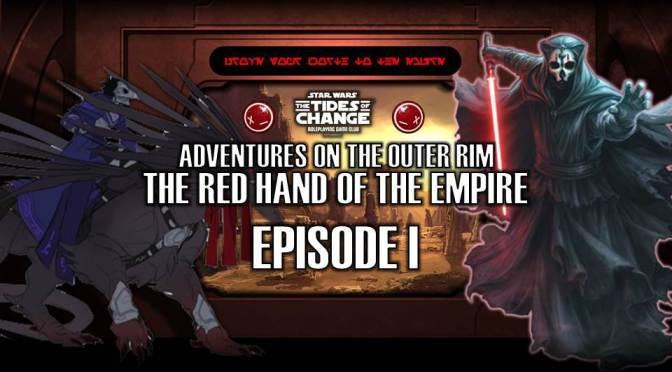 The Red Hand of the Empire