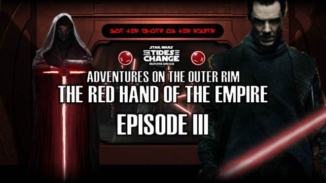 The Red Hand of the Empire - Episode 3 - Thumbnail