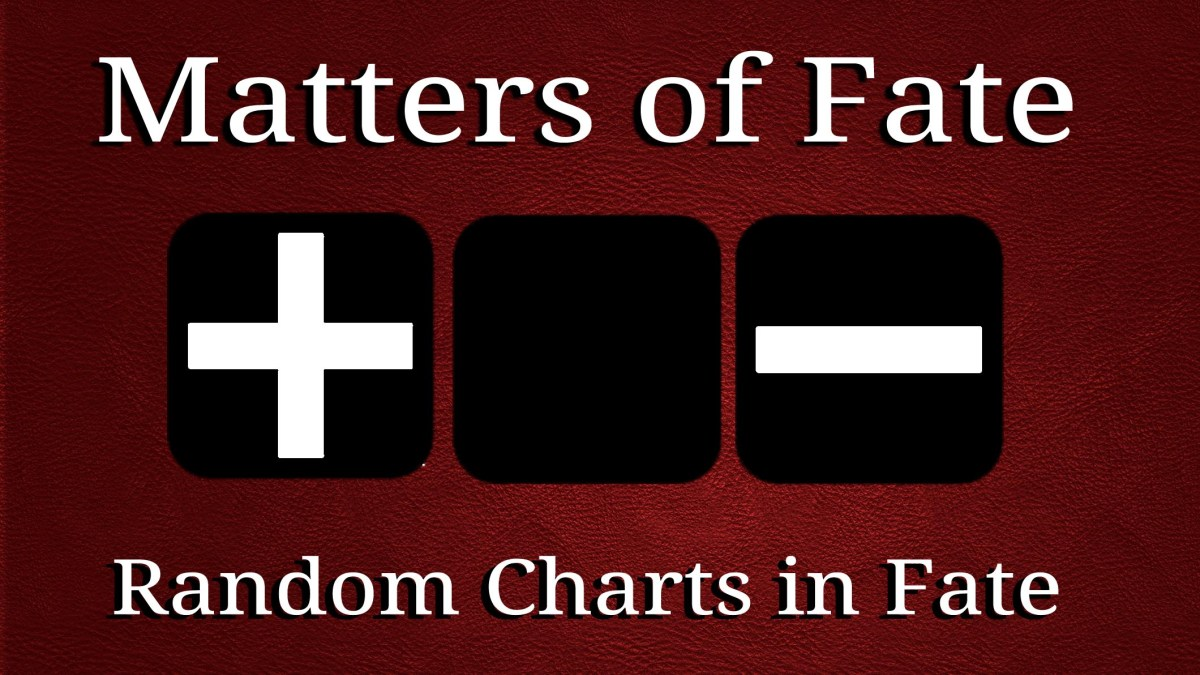 Matters of Fate: Random Tables