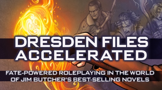 Dresden Files Accelerated – The Motor City Files
