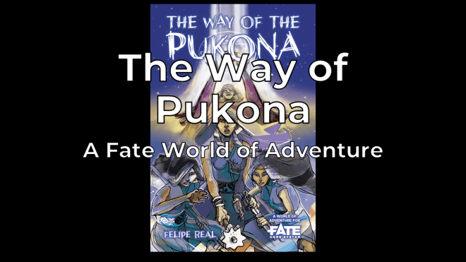 RPG Review: Way of Pukona