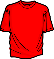 Random Red Shirt Backgrounds