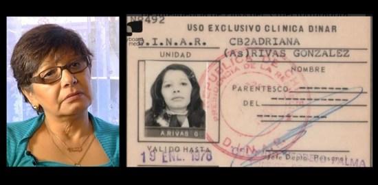 """Adriana Rivas, la """"Chani"""": Detienen en Australia Ex Agente de la DINA y  Amante de Manuel Contreras – Red Digital"""