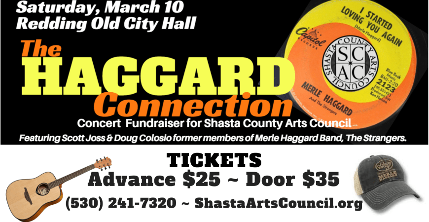 Haggard Connection event poster