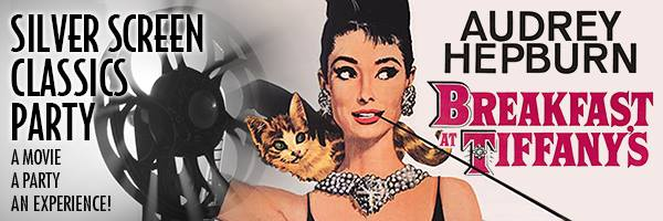 Breakfast at Tiffany's event banner