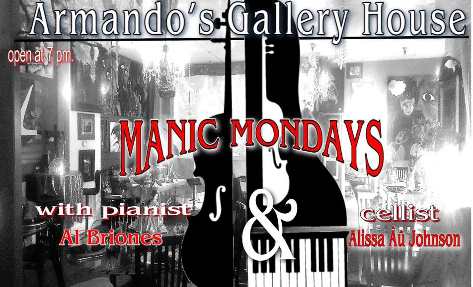 Manic Mondays and live Music