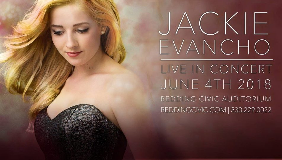 Jackie Evancho – Live in concert