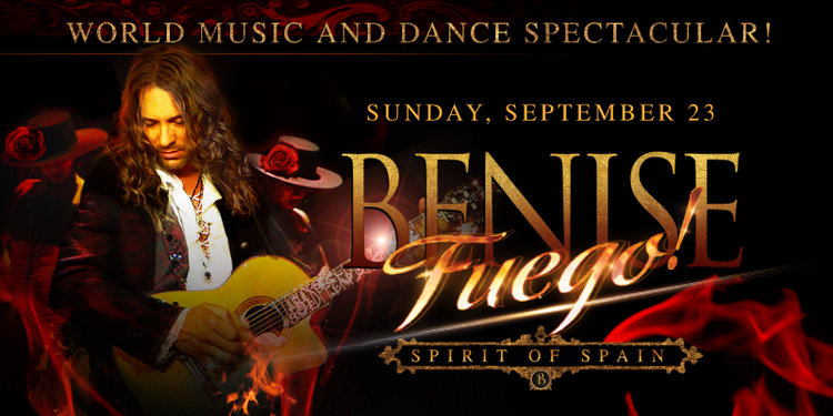 Benise 'Fuego!' – Spirit of Spain
