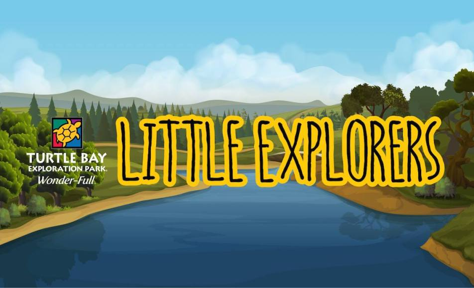 Little Explorers: Who Lived Here Before Us?