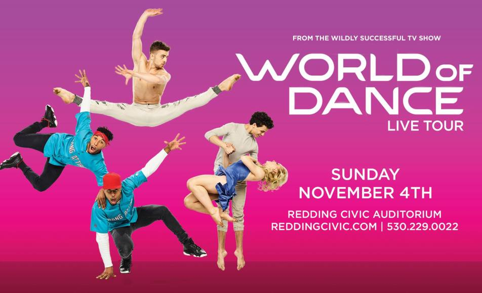 World of Dance Live