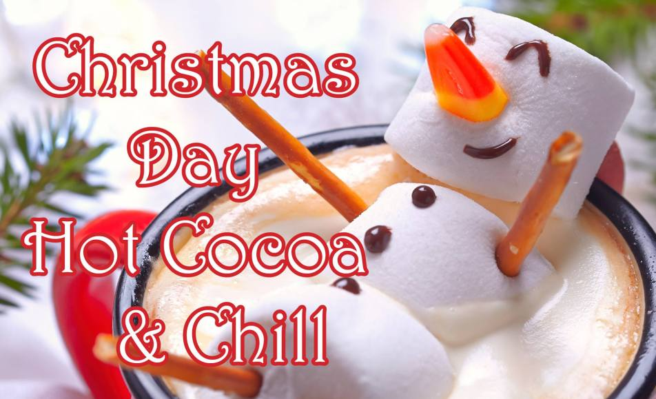 Lgbtq+ Christmas Day ~ Hot Cocoa & Warm Company