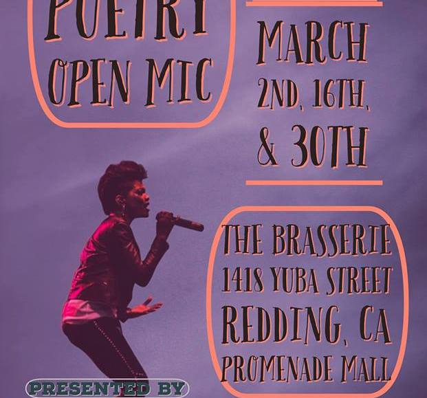 Open Mic at The Brasserie