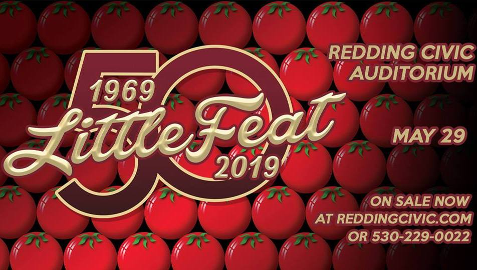 LITTLE FEAT – 50TH ANNIVERSARY TOUR