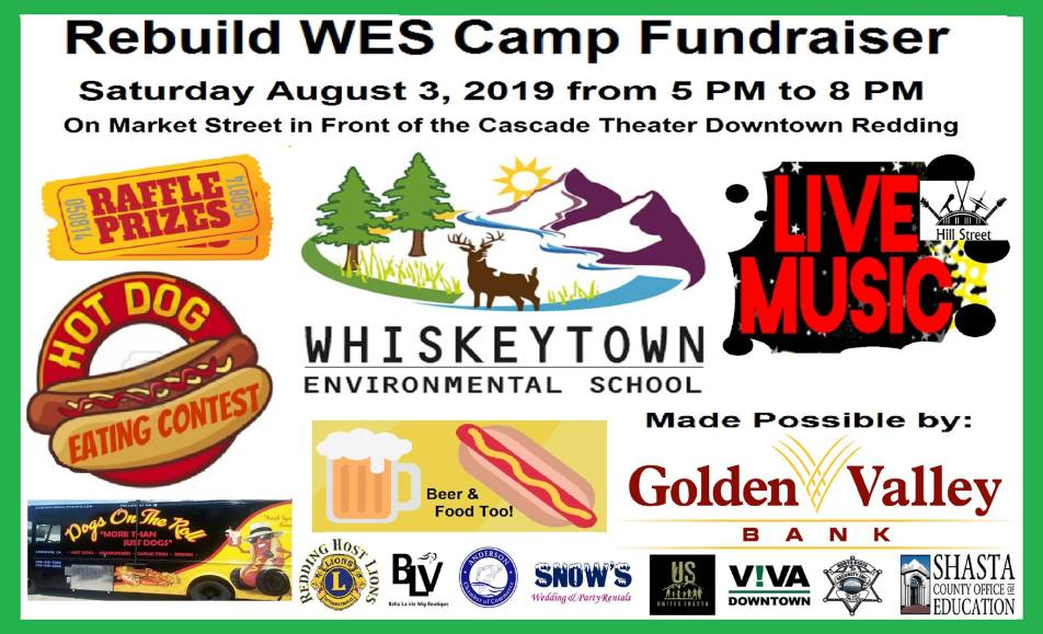 Supporting WES Camp and Beyond Fundraiser