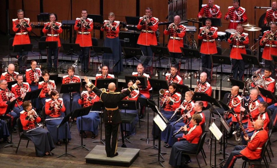 Marine Band National Concert Tour