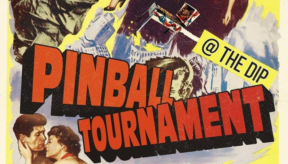 Monthly Pinball Tournament