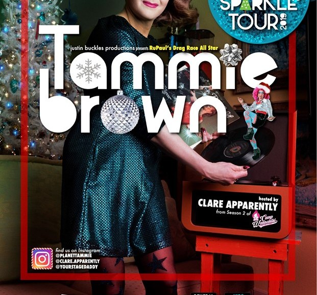Tammie Brown: Holiday Sparkle Tour