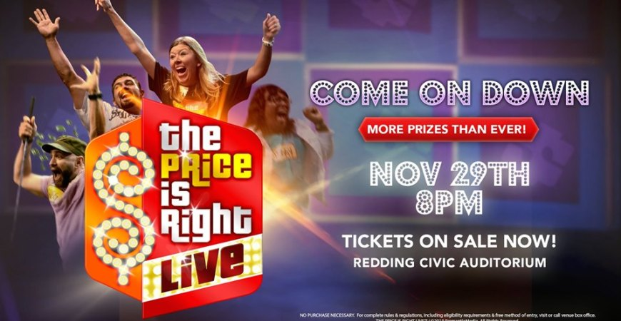 The Price is Right Live - On Stage