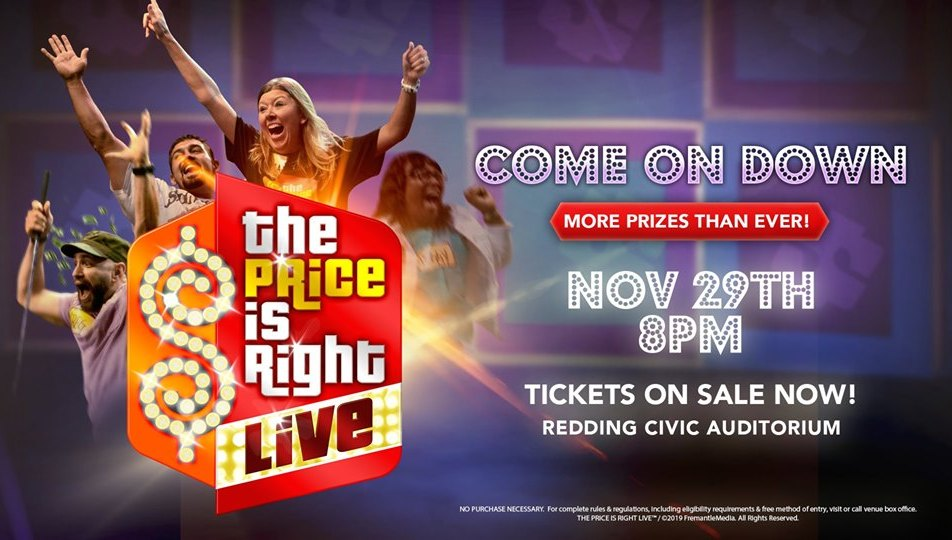 The Price is Right Live – On Stage