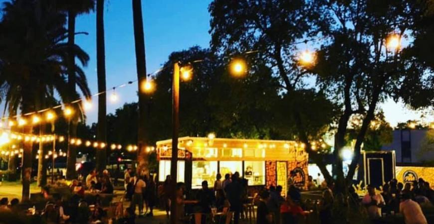 photo of The Park, Redding's Food Truck Hub