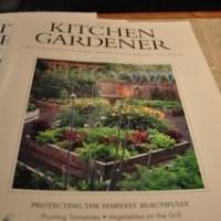 Kitchen Gardener magazine arrives!