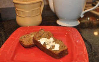Gluten and Dairy Free, Healthy Zucchini Bread
