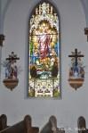 Resurrection of Christ, St. Mary's Church, Guthrie, Oklahoma