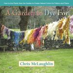 Cover of A Garden to Dry For by Chris McLaughlin. Cover used with permission by St. Lynn's Press.