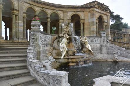 The Italian Gardens at Hever Castle