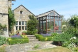 The greenhouse at Low Hall.