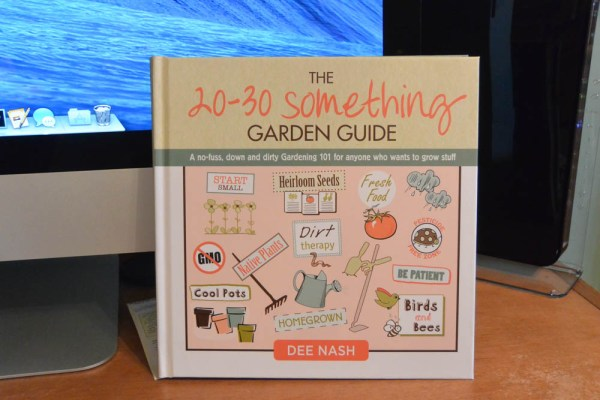 Garden Book Celebration and Giveaway