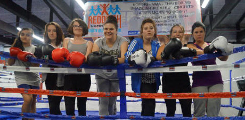 Redditch Boxing Women's Boxing